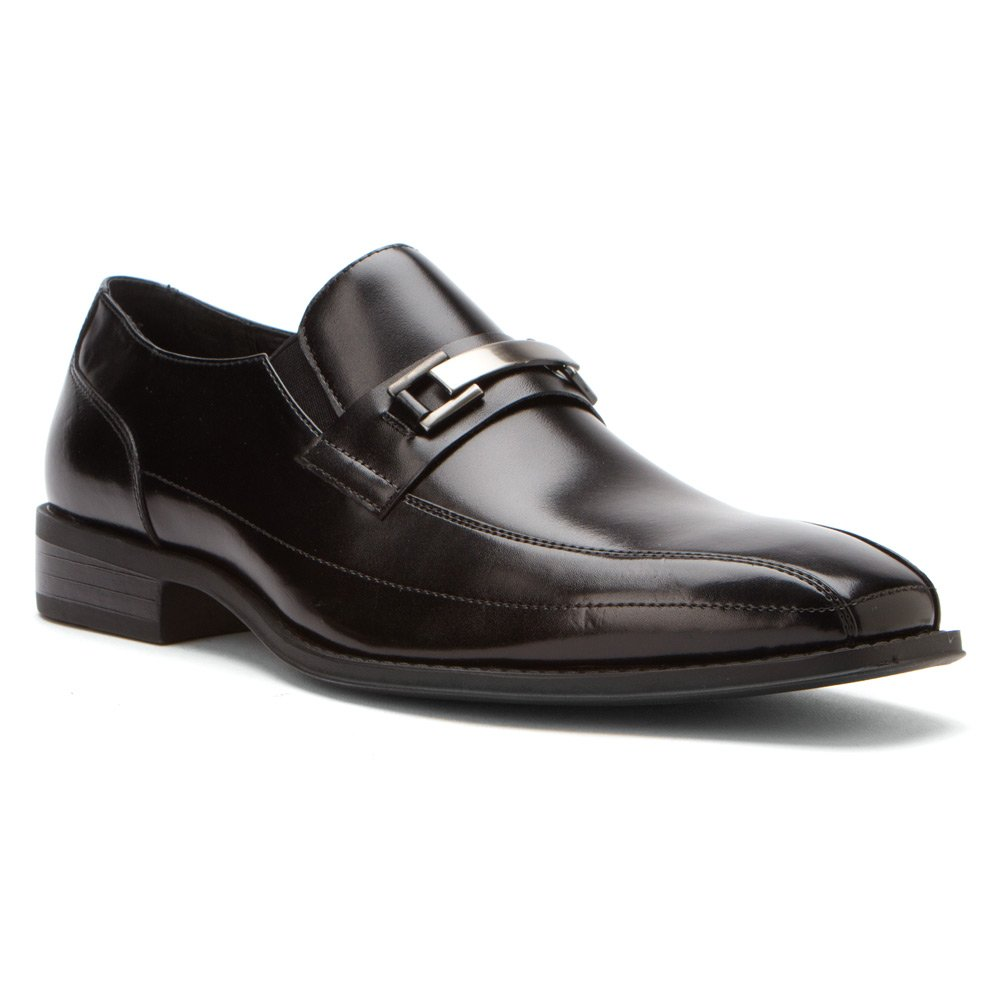 Stacy Adams Men's Wakefield Loafers Shoes 14 D(M) US|Black
