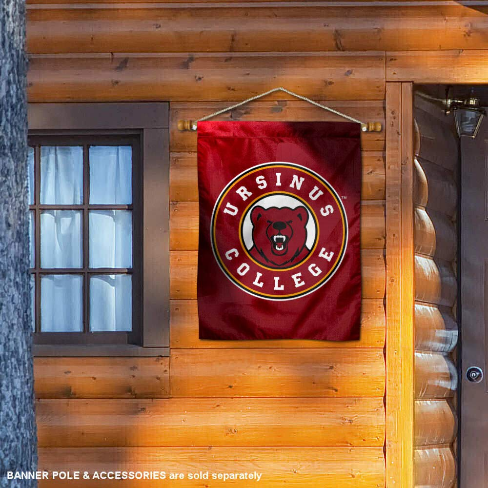 UC Bears Double Sided House Flag College Flags and Banners Co