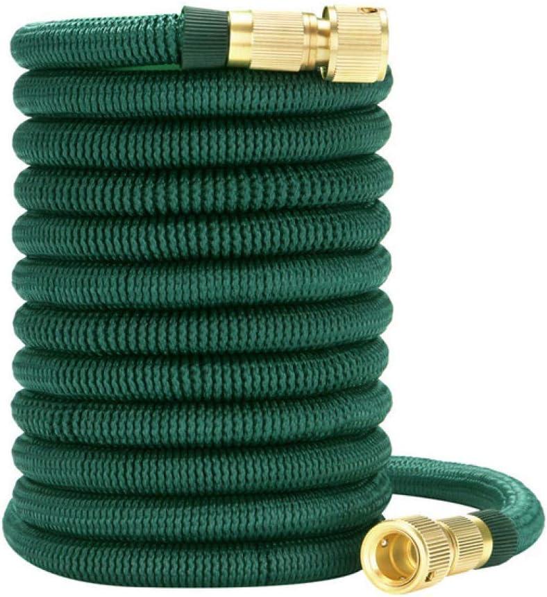 garden hoseFlexible garden hose, multi-function Sprinkler, anti-aging, wear-resistant For courtyard gardens 75FT