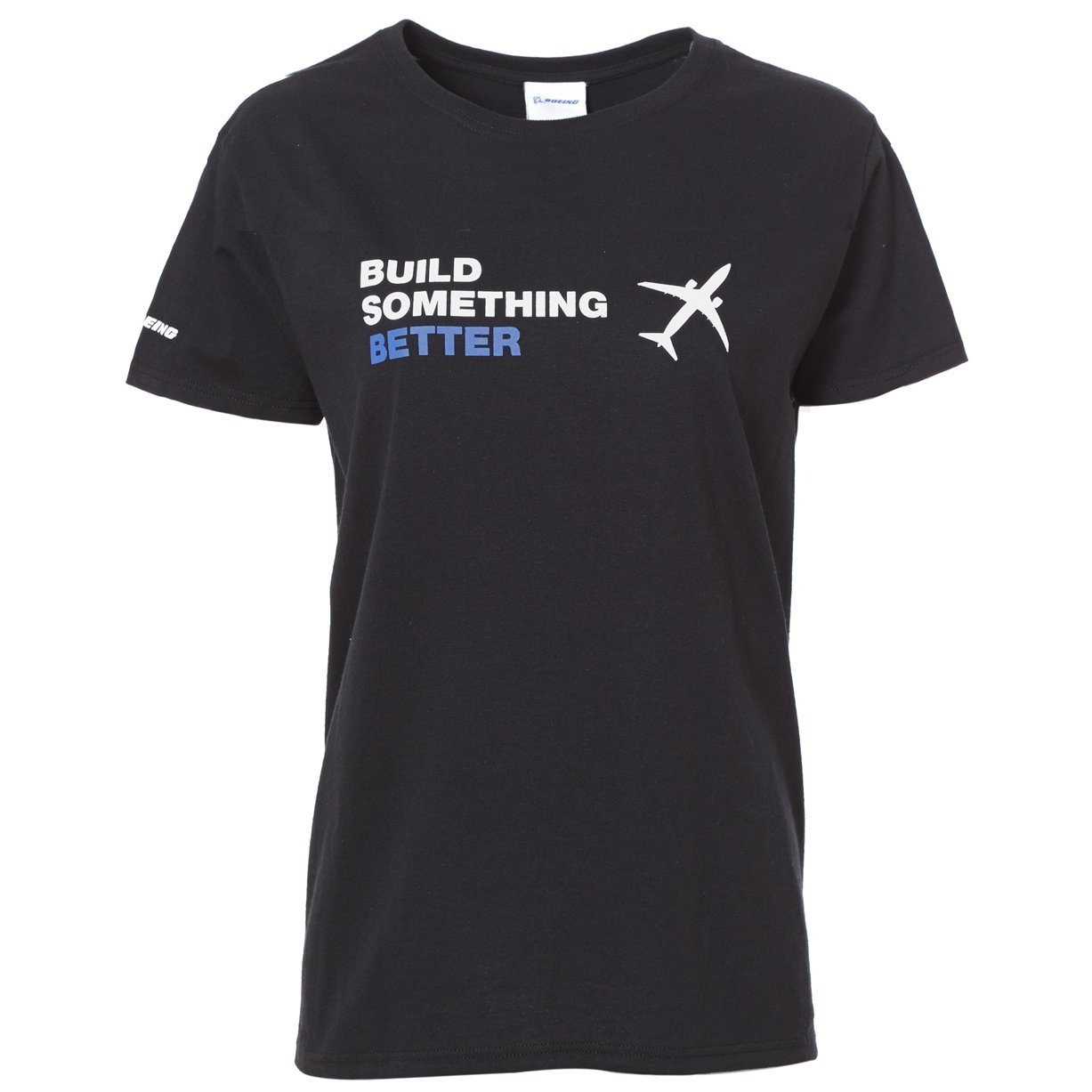 Boeing Collection Build Something Better T-Shirt - Ladies