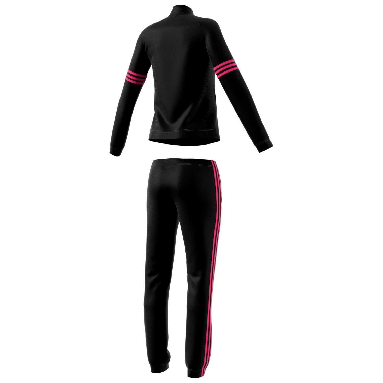 Adidas WTS PES Cosy Tuta Donna Nera CY3515: Amazon.es: Ropa y ...