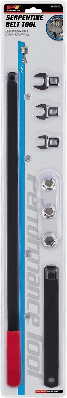 Performance Tool W84010 Serpentine Belt Tool - Automotive Timing Belt Tools -