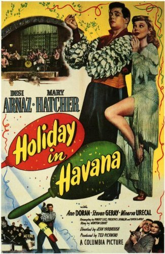 Holiday in Havana POSTER Movie (27 x 40 Inches - 69cm x 102cm) (1949)