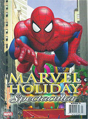 Marvel Holiday Spectacular Magazine #1A VF/NM ; Marvel comic book