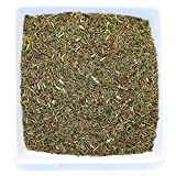 Tealyra - Green Rooibos - Pure Herbal Loose Leaf Tea - Antioxidants Rich - Relaxing Tea - Caffeine-Free - Organically Grown - 220g (8-ounce)