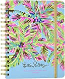 Lilly Pulitzer Large 17 Month 2016-2017 Agenda, Island Time (162020)