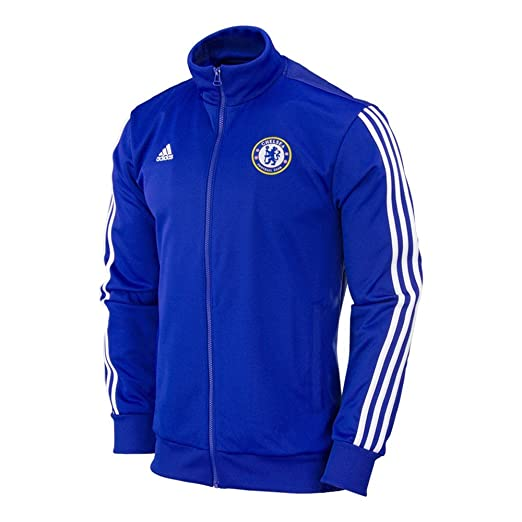Amazon.com  Adidas Mens Chelsea Track Top  Clothing 5a9c53b5f