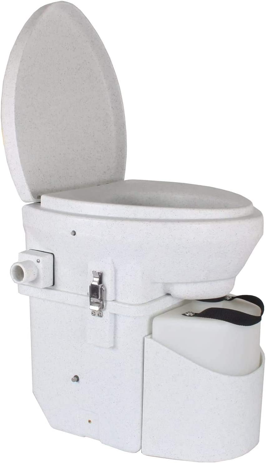 Nature's Head Self Contained Composting Toilet with Close Quarters