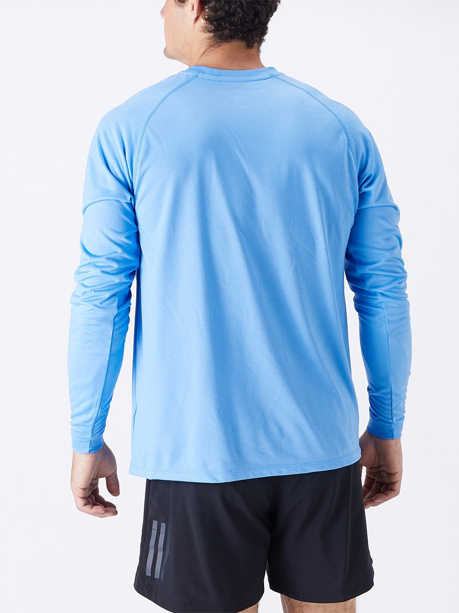 Adidas Herren Climalite Climalite Climalite Heatherot Long Sleeve Shirt B01MSN7UTQ Shirts Ausreichende Versorgung 5fbb46