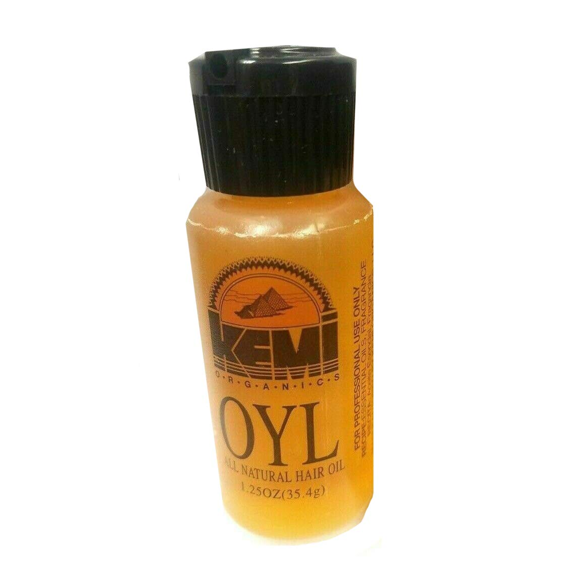 Kemi OYL All Natural Hair Oil 1.25 Oz,Pack of 24