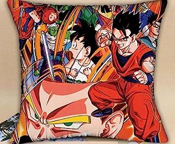 Dragon Ball Anime dibujos animados cojín moda creativa hogar ...