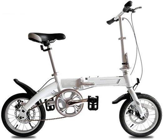 Bicicleta De Asalto 14 Pulgadas De Aluminio Para Niños Adultos ...