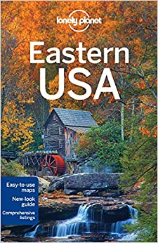 Book Lonely Planet Eastern USA (Travel Guide)