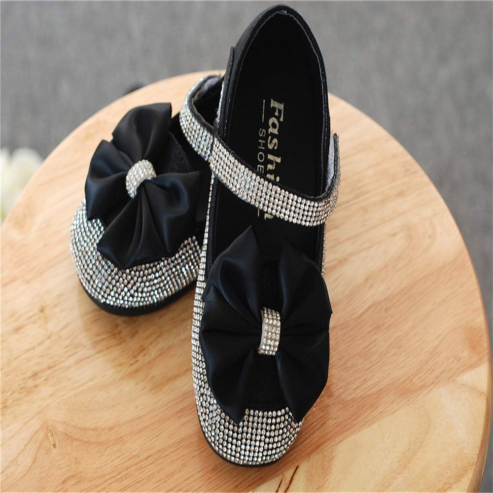 Quality.A Flat Shoes Girls Walking Shoes Cute Loafers Princess Shoes