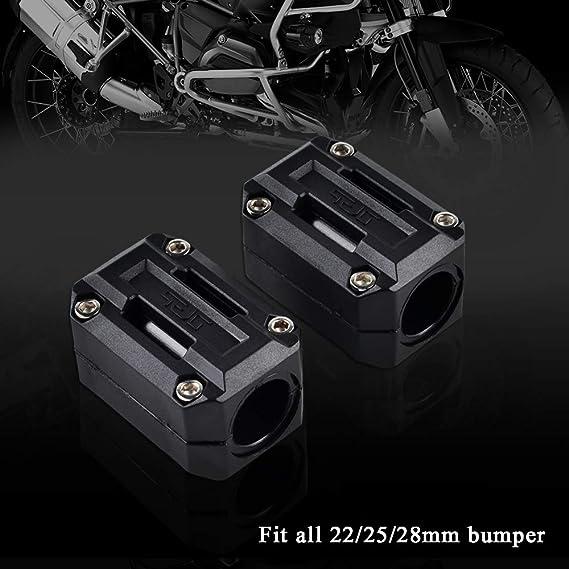 H2racing Motorschutz Stoßstange Motorschutz Sturzbügelschutz Für Ya Ma Ha Mt 07 Mt 09 Mt 09 Tracer Xsr900 Xt1200z Xsr700 Xvs 1100 Tdm 900 Xt660z Xt660x R Auto