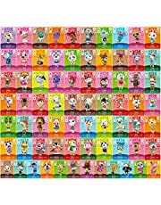 $40 » Linkinbot 72 Pcs ACNH Amiibo Cards for Animal Crossing New Horizons with Crystal Case