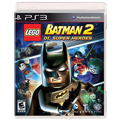 LEGO Batman 2: DC Super Heroes - PlayStation 3