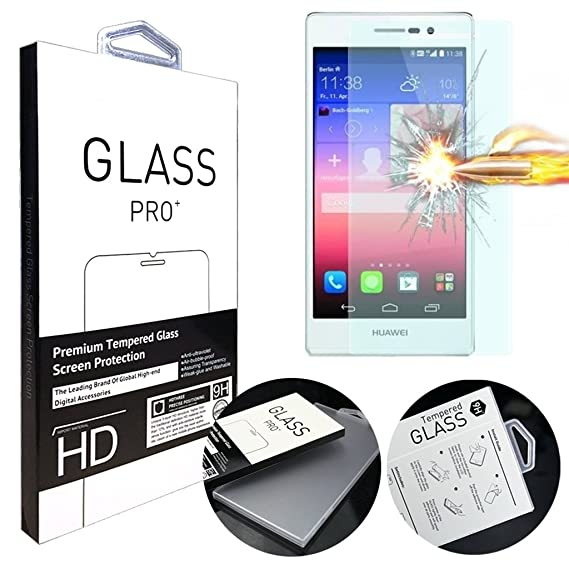 Amazon com: ANGELLA-M Huawei Y330 Screen Protector, HD Clear