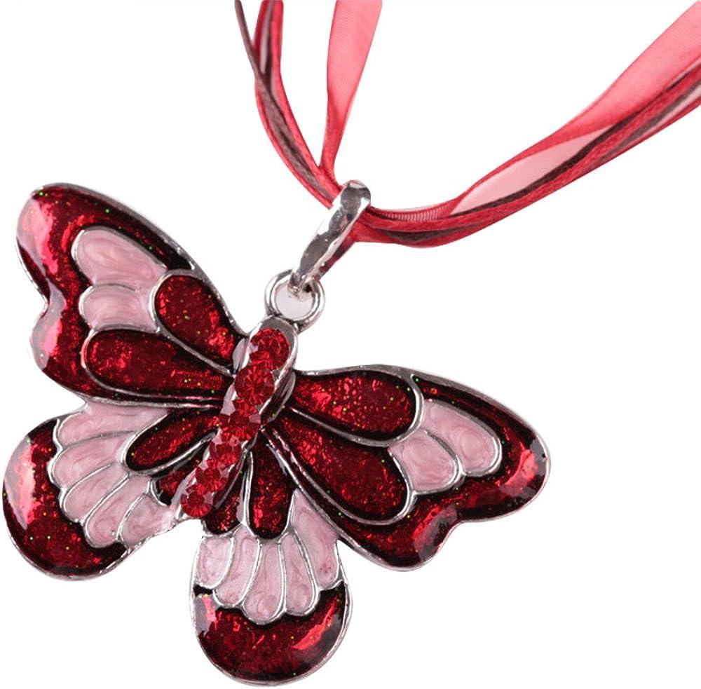 Jewelry Enamel Butterfly...
