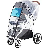DIAGO UK EXCLUSIVE Universal Rain cover 3 in 1 Pram Pushchair Carrycot