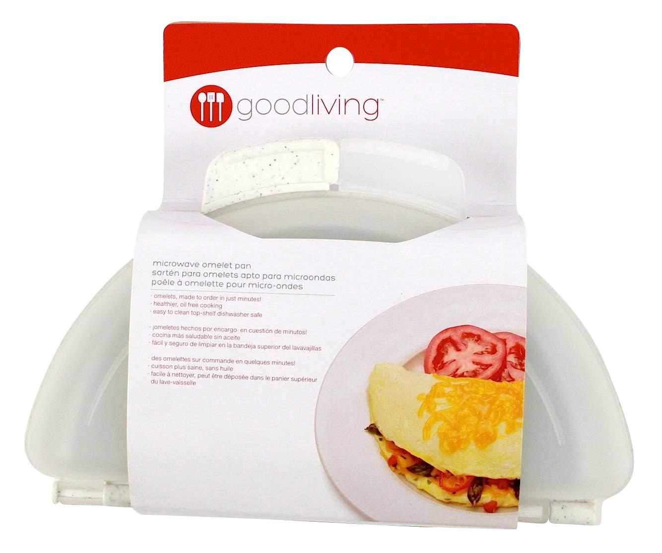Good Living Microwave Omelet Egg Pan