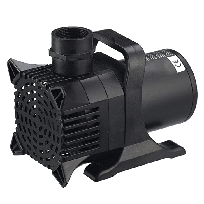 Patriot Koi Pond Pump KP8000 & Waterfall Pump