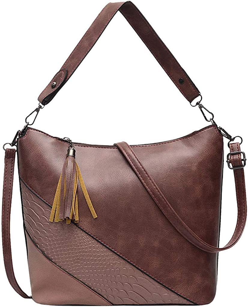 Artificial Leather Ladies Top-handle Bags PVC Faux Leather Handbags for Women