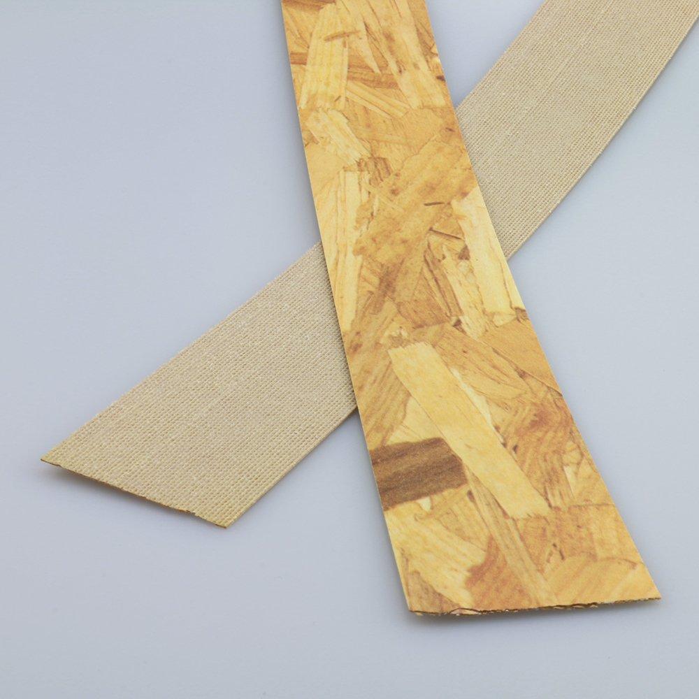 Kantenumleimer f/ür Mehrzweckplatten OSB 610 x 43 mm