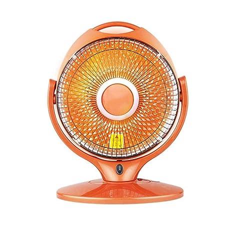 GONGFF Calentador De Hogar Estufa De Asar Calefacción Eléctrica Oficina De Escritorio Estufa De Pie Caliente