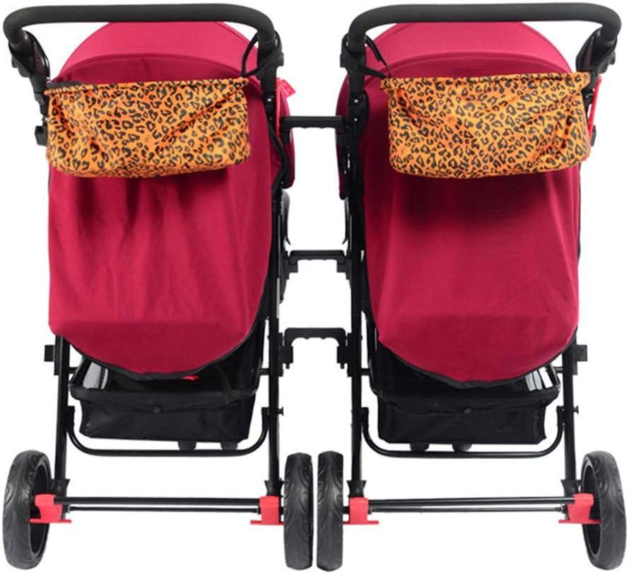 pour tripl/és Poussette triple Kids Kargo avec couvre-jambes d/ès la naissance