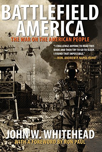 The War on the American People Battlefield America (Hardback) - Common