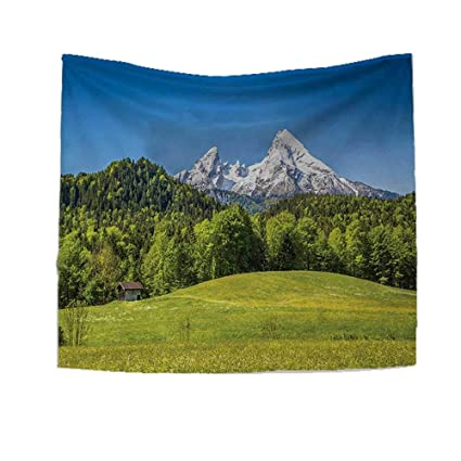 Amazon.com: RuppertTextile Germany Square Tapestry Bavarian ...