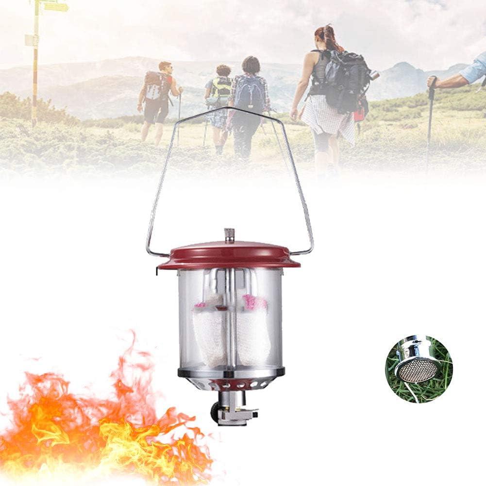 Faroles Camping De Gas Doble Cabeza, Retro Camping Butane Luz ...
