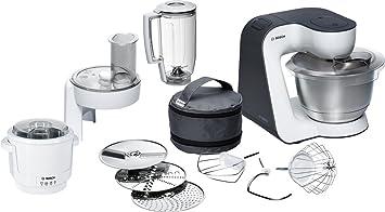 Amazon.de: Bosch MUM52133 Küchenmaschine Styline MUM5 (700 Watt, 3.9 ...