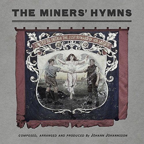 CD : Johann Johannsson - The Miners Hymns (CD)