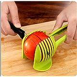 Generic Multifunctional Handheld Tomato Round Slicer Fruit Vegetable Cutter Lemon Shreadders Slicer