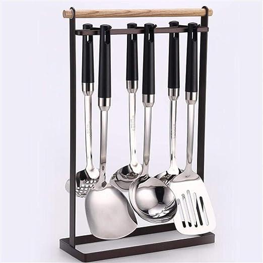 Juego de cocina de acero inoxidable: acero inoxidable 304 ...