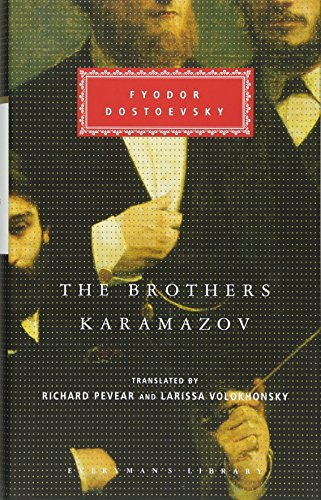 The Brothers Karamazov (Everyman's Library)