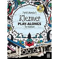 Klezmer Play-alongs. Vahid Matejko's Klezmer Play-Alongs for Clarinet