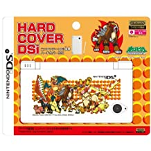 DSi Official Pokemon Black and White Hard Cover Faceplate - Entei & Fire Types by Pok?on