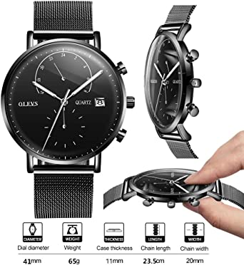 Amazon coupon code for Mens Fashion Watch 24h Calendar Timer Waterproof Quartz Watch