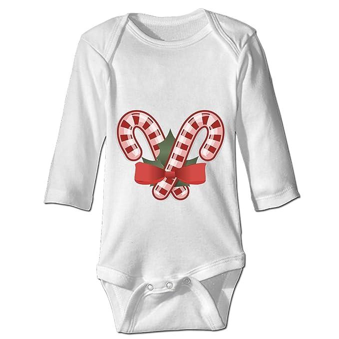 Girls' Clothing (newborn-5t) 100% Quality Long-sleeved Creeper I Love Christmas 6-9 Months