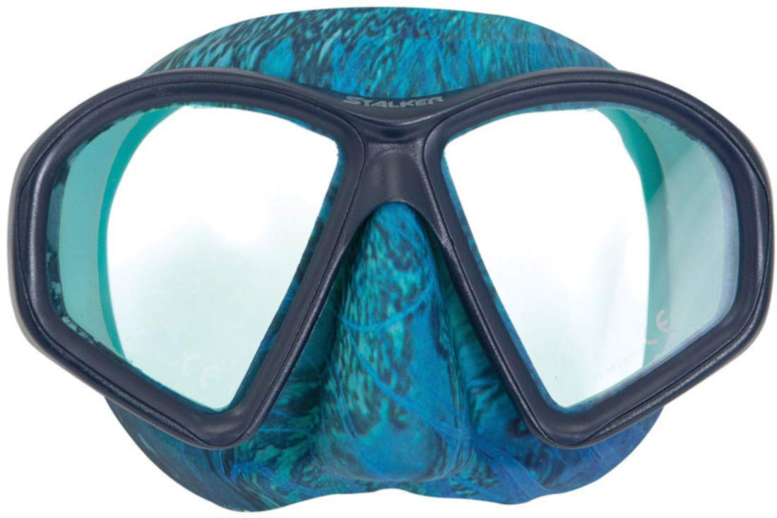XS Scuba Free Diver Stalker Mask