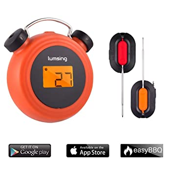 Lumsing BBQ Grill Thermometer