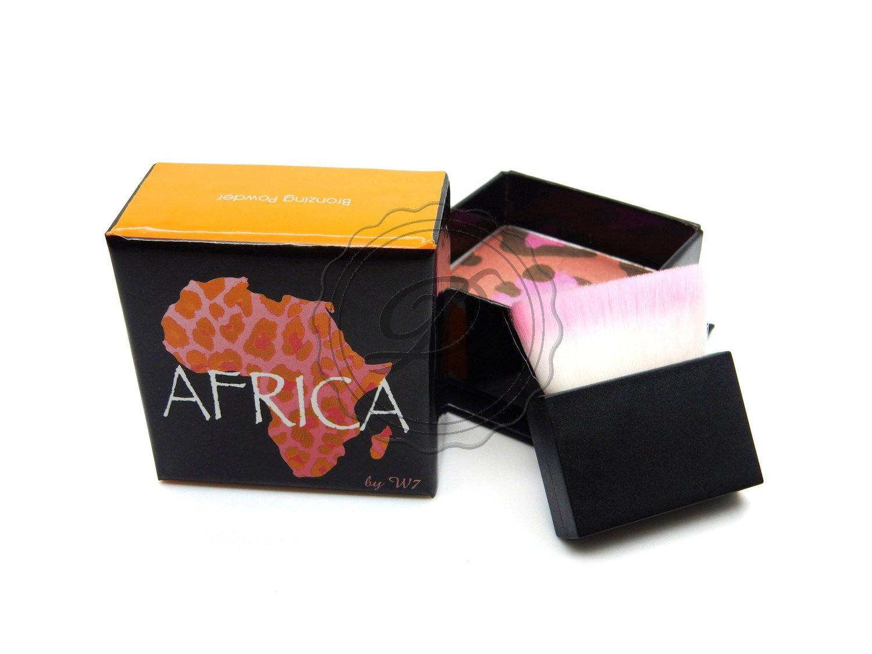 W7 AFRICA Multi Bronzing Face Powder by W7