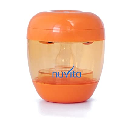 Amazon.com: Nuvita Melly Plus – Esterilizador UV para ...
