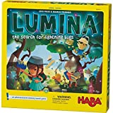HABA Lumina - The Search for Lightning Bugs - An Adventuresome Push Your Luck Board Game for Ages 5+