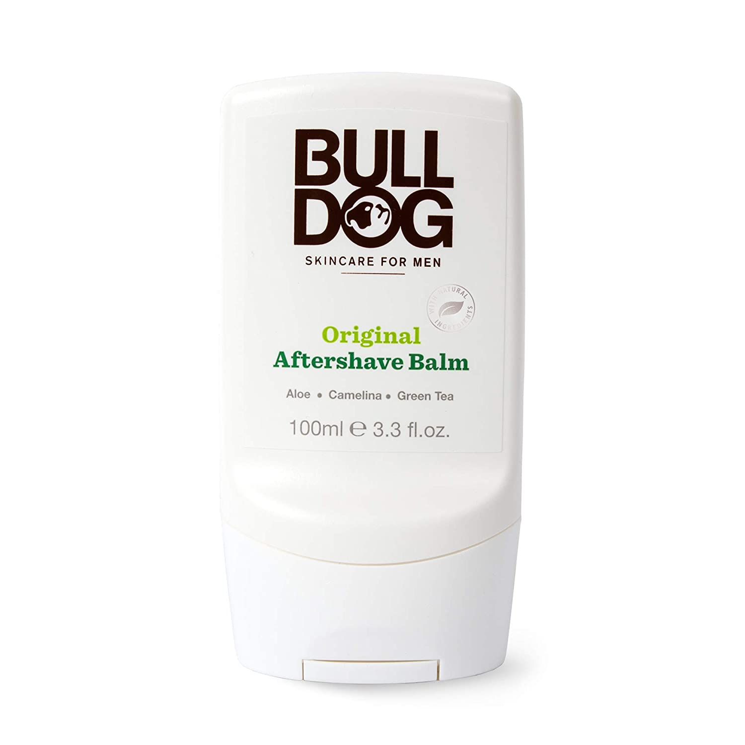 Bulldog Mens Skincare and Grooming Original After Shave Balm, 3.3 Ounce