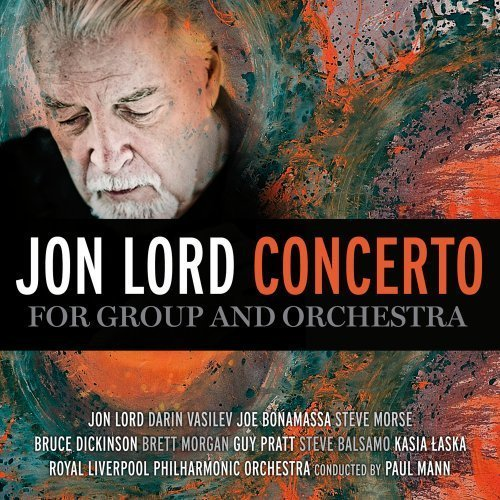 Concerto For Group & Orchestra by Jon Lord (2012-05-04)