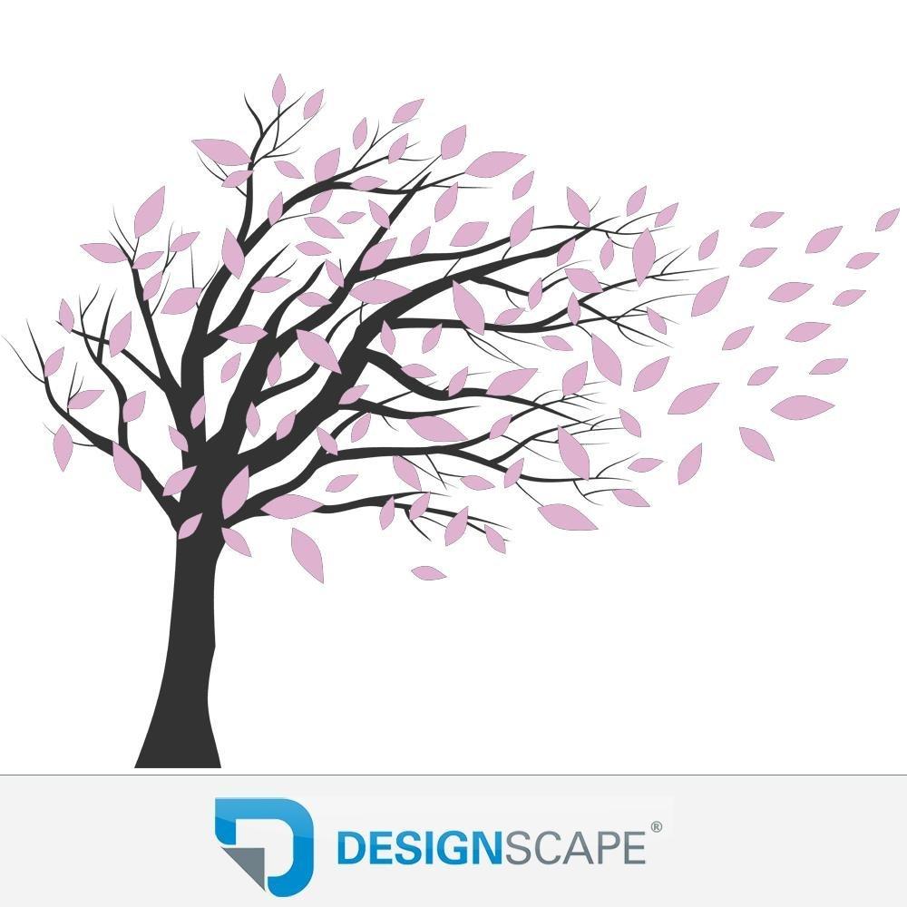 DESIGNSCAPE® Wandtattoo Baum im im im Wind - Zweifarbiger Wandtattoo Baum 180 x 170 cm (Breite x Höhe) Farbe 1  lindgrün DW804070-L-F16 B01ELDYHGE Wandtattoos & Wandbilder 9ac4b4